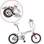 16型折り畳み自転車 スウィツスポート LSW16