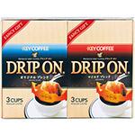 KEY COFFEE DRIP ON レギュラーコーヒーギフト(6P)