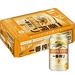 キリン 一番搾り生ビール(350ml×24缶)