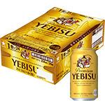 ヱビスビール(350ml×24缶)